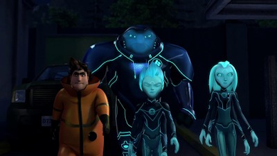Ver 3Below: Relatos de Arcadia Temporada 1 - Capítulo 10