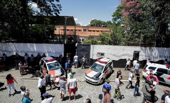 Terceiro suspeito de massacre em escola de Suzano é apreendido
