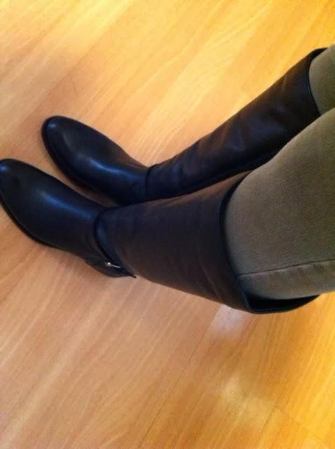 Howdy Slim Riding Boots For Thin Calves La Canadienne Sandra