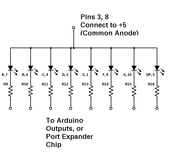 Arduino Your Home & Environment: Arduino Scale Speedometer
