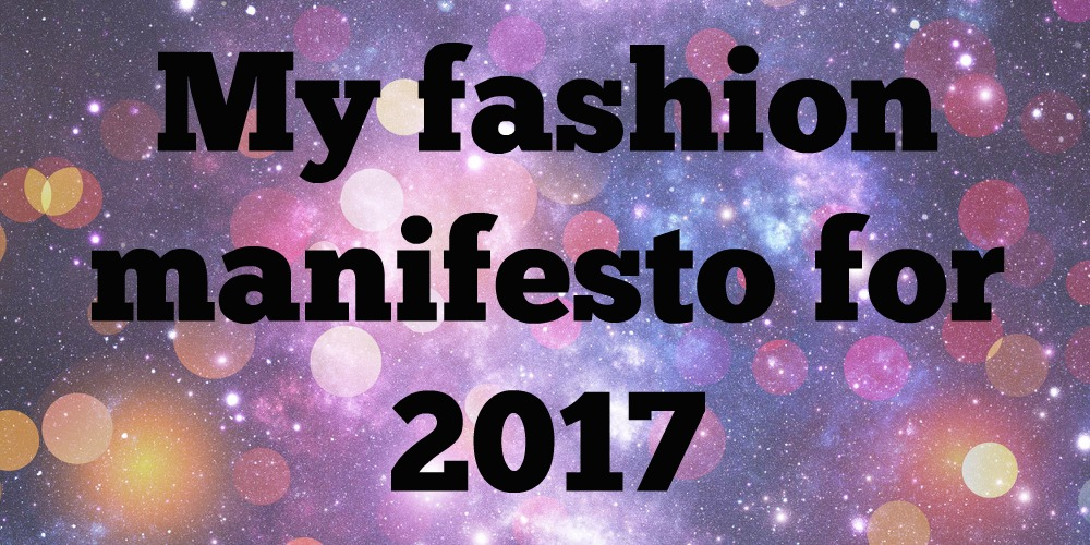 My-fashion-manifesto-for-2017-and-how-to-pinpoint-your-style // www.xloveleahx.co.uk