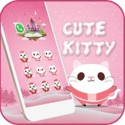 Cute Kitty CM Security Theme Download