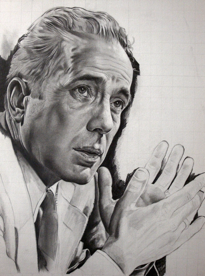 Humphrey Bogart - Michelle Seo Hongmin