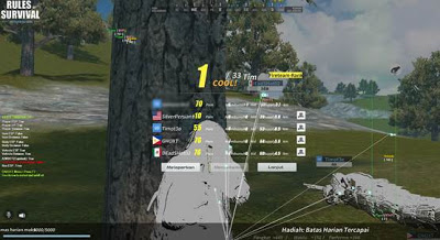 cheat rules of survival pc wallhack