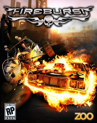 Fireburst PC Game (cover)