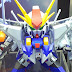 SD RX105 XI Gundam on Display at GunPla EXPO 2013 at UDX
