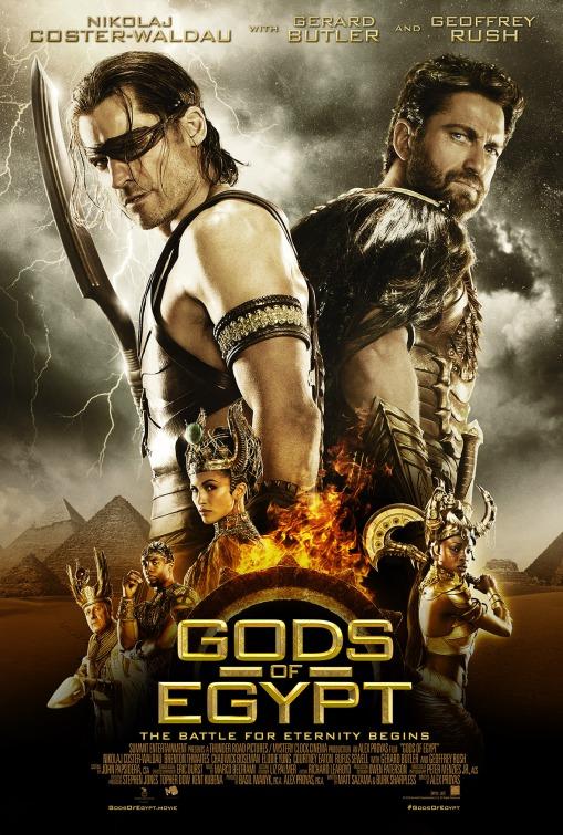 Gods of Egypt Movie Download HD Full 2016 Hindi English thumbnail