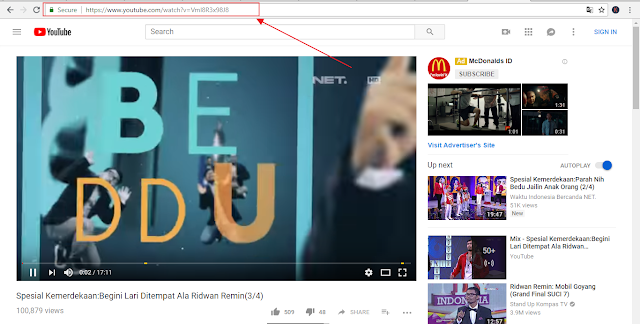 2 Cara mendownload video youtube dengan PC/Android
