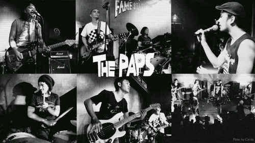 Profil biografi the paps
