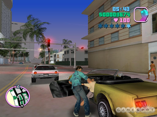 Grand Theft Auto Vice City (GTA VC) PC Game Download Free Gameplay 1