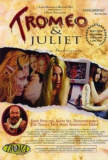 Tromeu e Julieta: Versão do Diretor Legendado