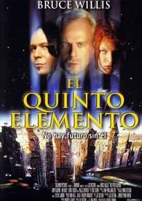 Ver El quinto Elemento (1997) online Latino HD
