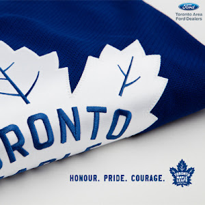 My Team...Go Leafs Go!