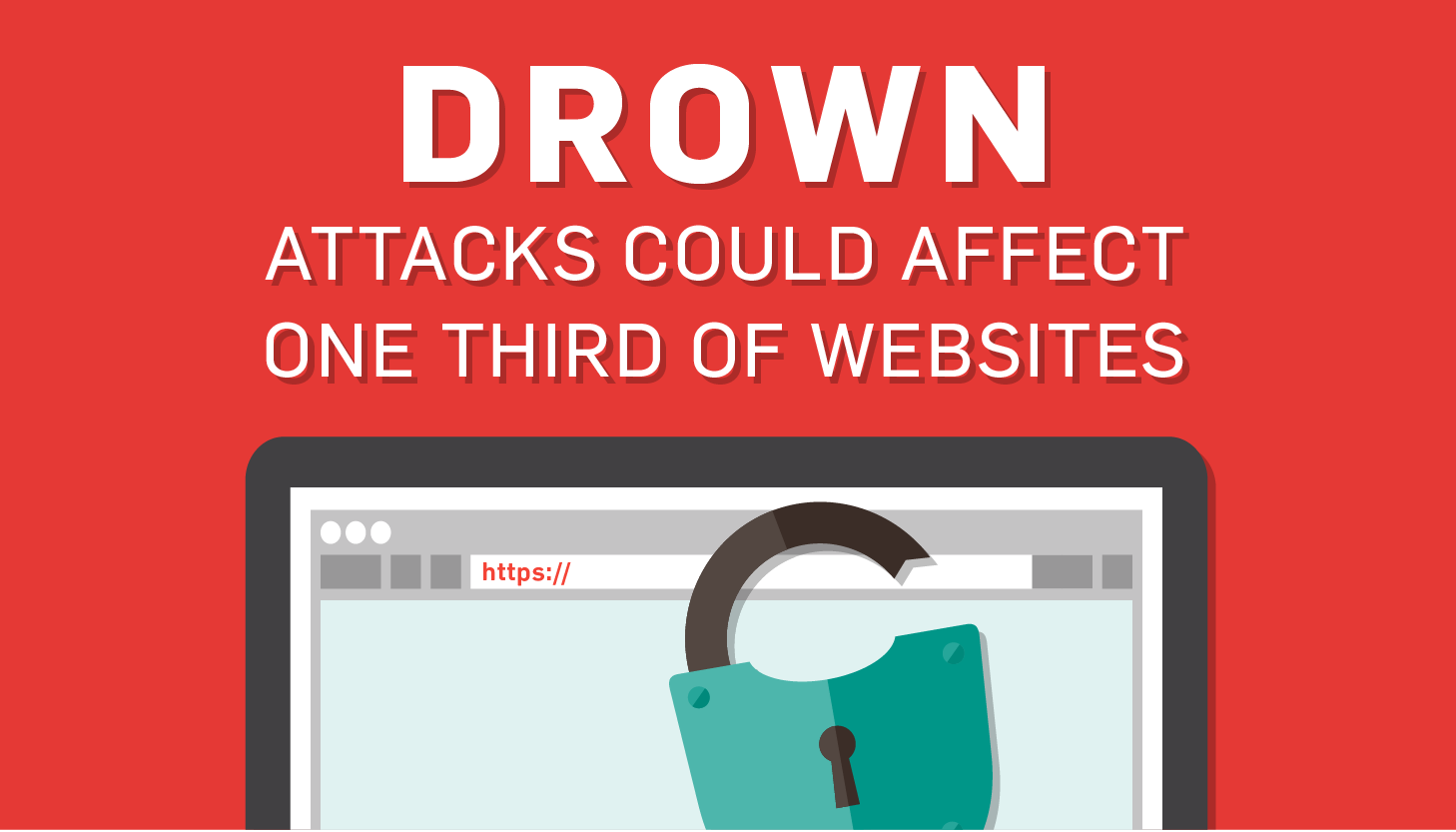 Drown attack and ssl what you need to know its a serious vulnerability that affects https and other services that use and support ssl and sslv2 drown allows attackers to break weak encryption 1betcityfo Gallery