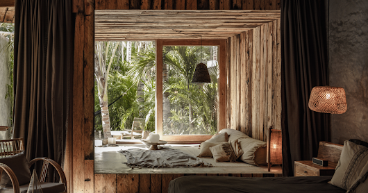 4 Luxury Lodgings I Dream About