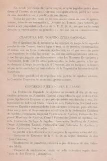 Programa del Torneo Internacional de Ajedrez Barcelona 1929 (7)