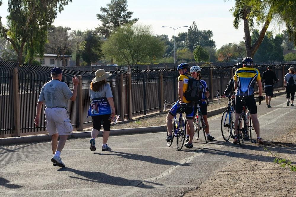 Tcs Photos Cops Walk Southwest 2014-6088