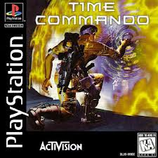 Time Commando - PS1 - ISOs Download