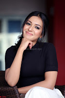 Catherine Tresa Latest Stills in Tight Black shirt ~  Exclusive 13.JPG