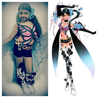 Young Fashionista Corner Zafina Tekken 6
