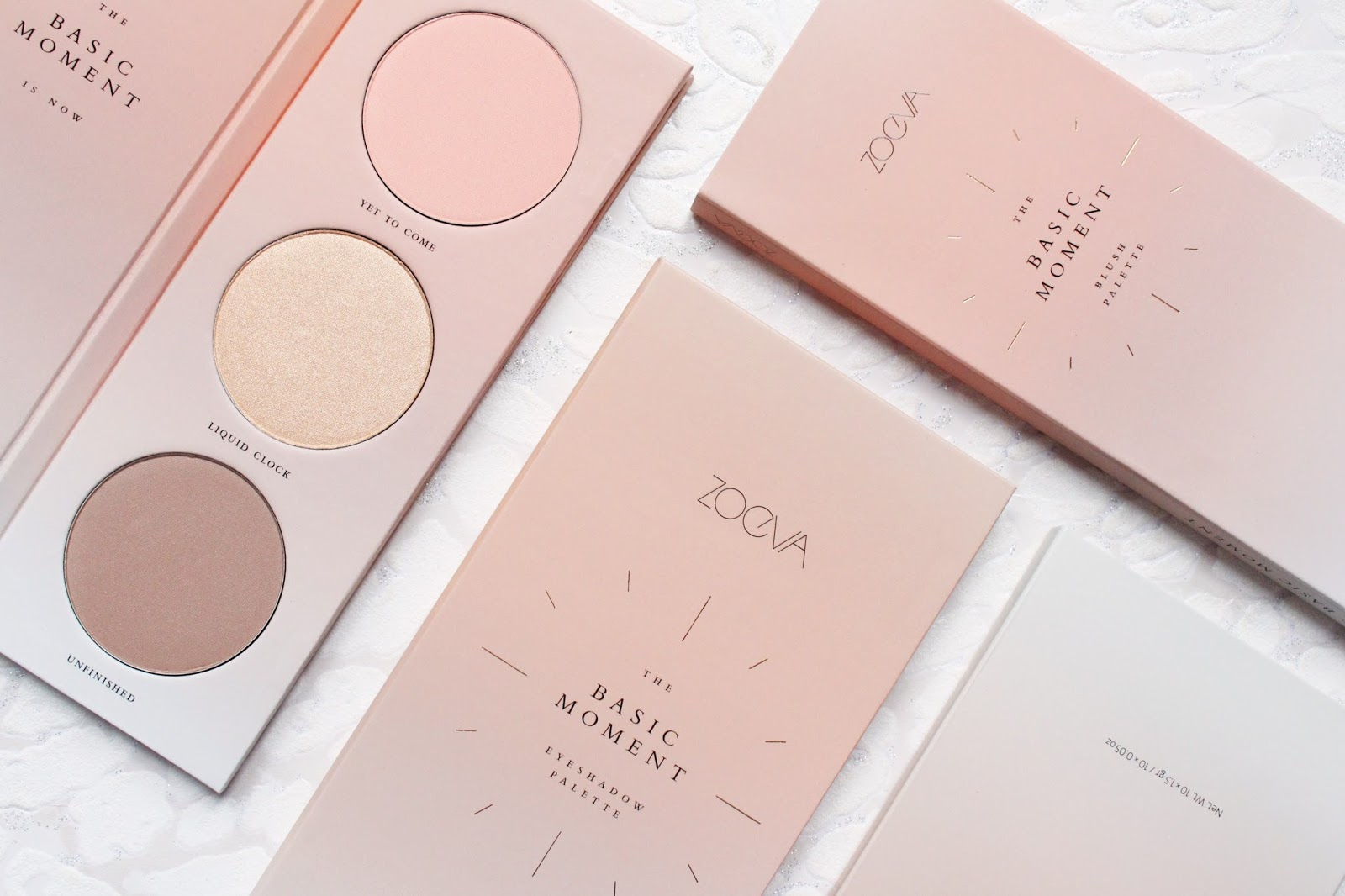 Zoeva Basic Moment Collection