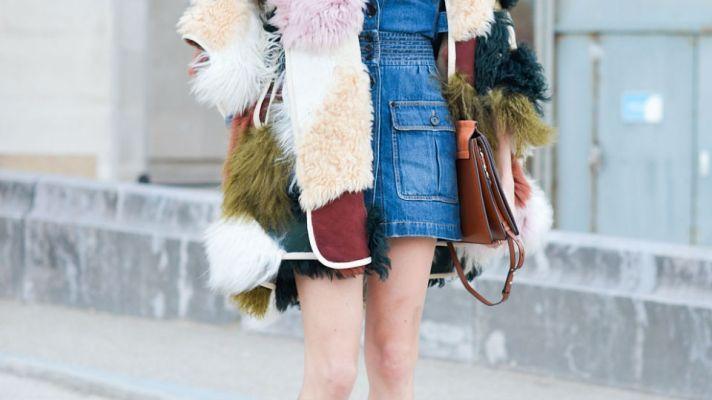 d017dd0d7 Vamos de compras: 6 looks con pollera de jean para este otoño Blog ...