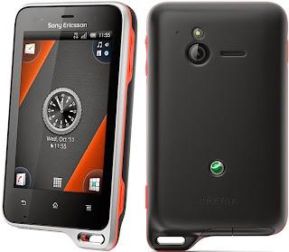 Sony Xperia Active ST17i