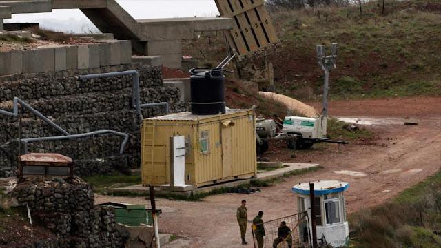 Israel instala sistema antimisiles en frontera con Siria