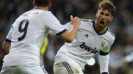 Hai bàn thắng danh dự cho Real.