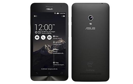 Spesifikasi dan Harga Asus Zenfone C, Ponsel Android KitKat Harga Terjangkau