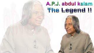 Abdul Kalam The Legend