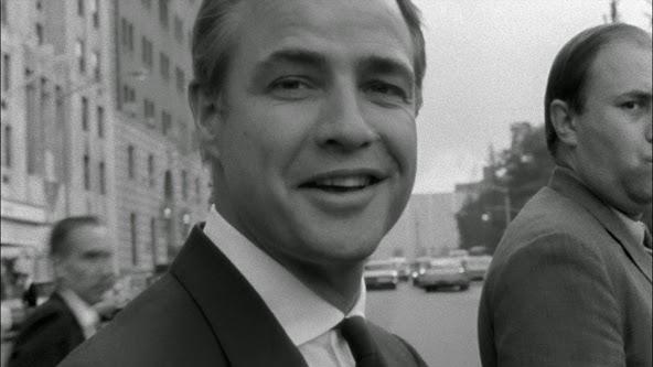 Cranes Are Flying Meet Marlon Brando