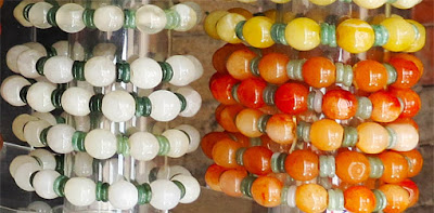 ball bracelets and colors available