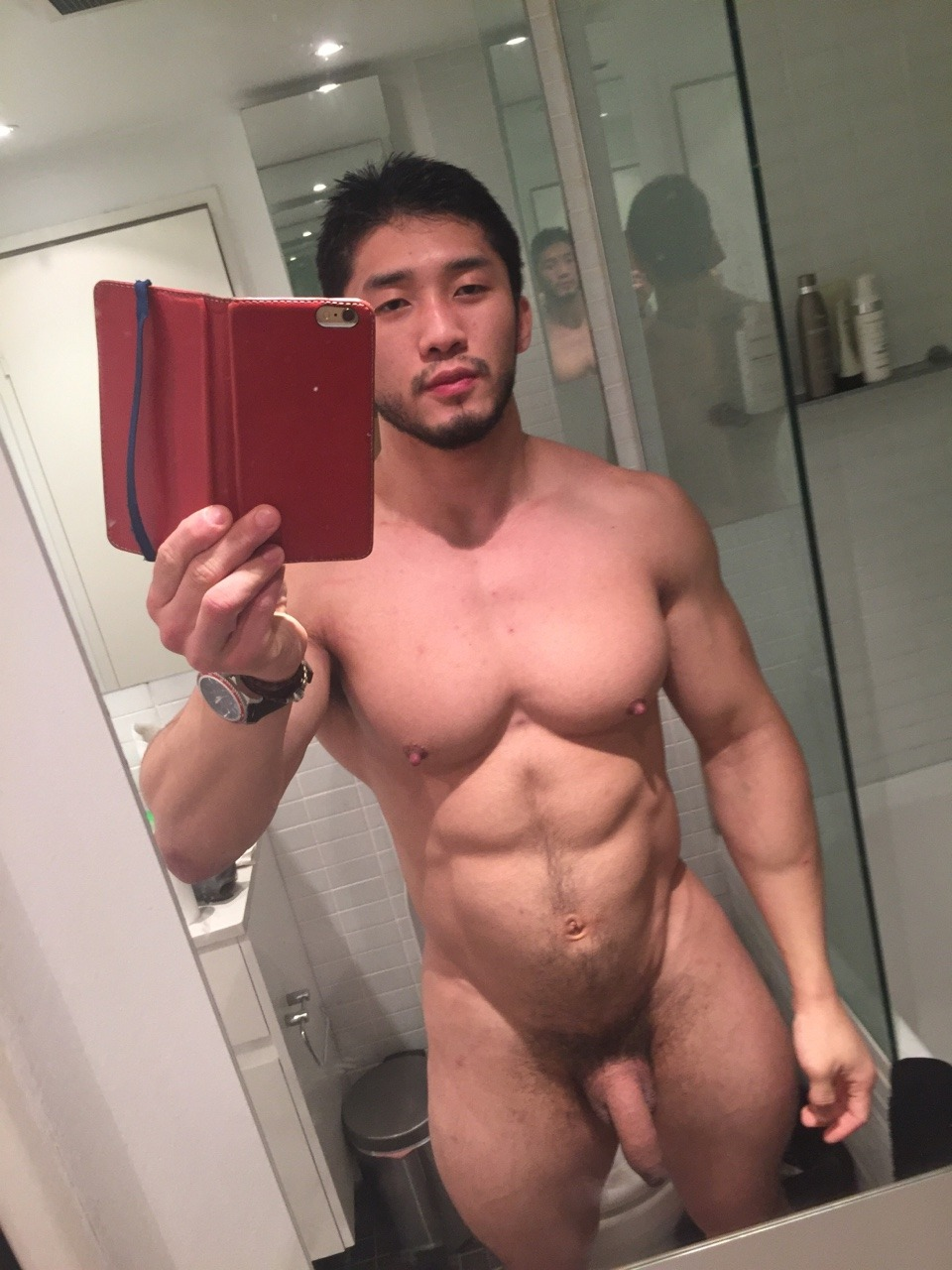 Gay porn asian muscle