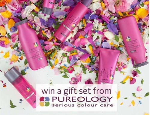 Topbox Pureology Smooth Perfection Contest
