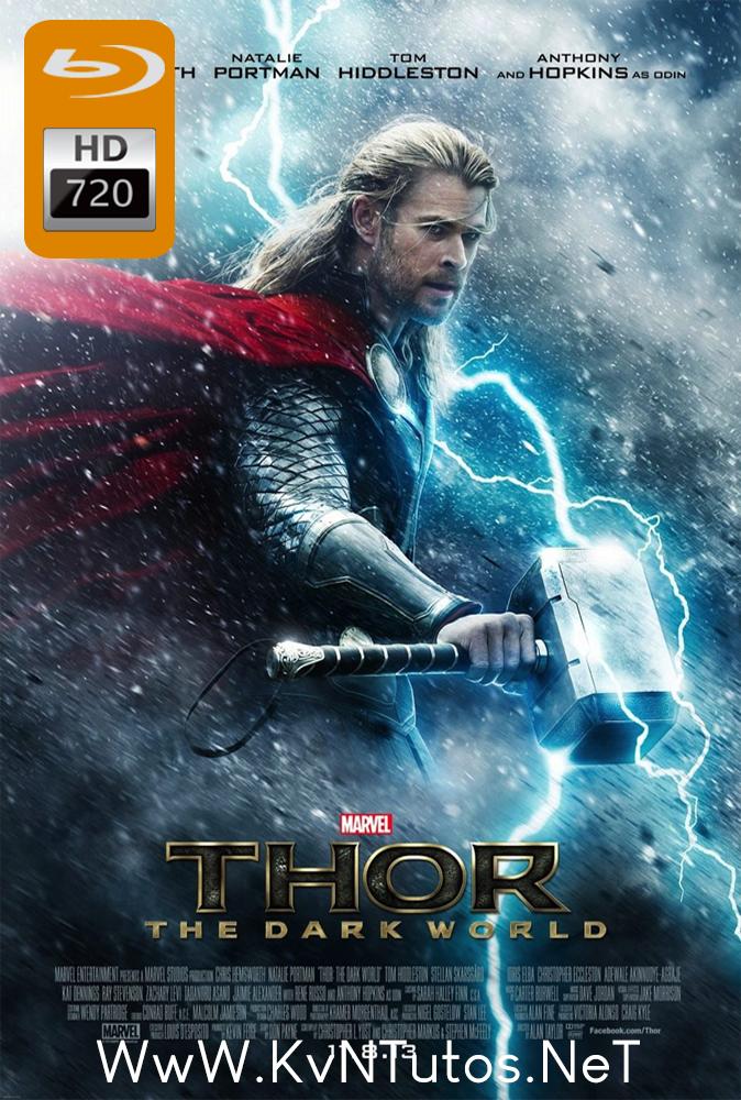 Thor: Un Mundo Oscuro (2013) HD 720p Latino [Google Drive] - KvNTutos