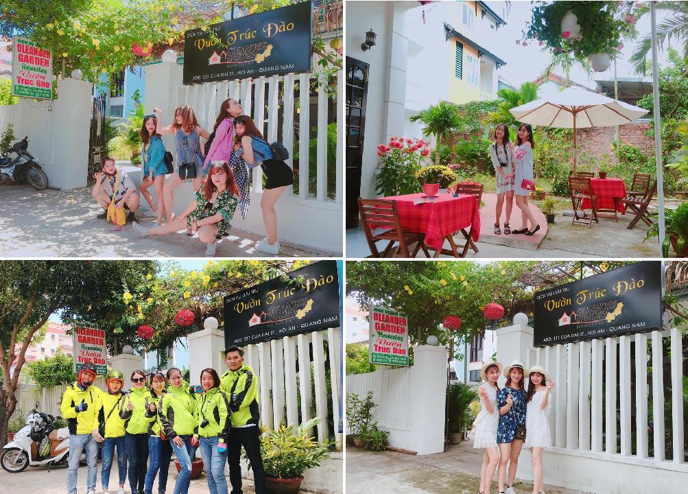 """Oleander garden homestay Hội An - Thiên đường """"sống ảo"""" mệt nghỉ chỉ 115k"""