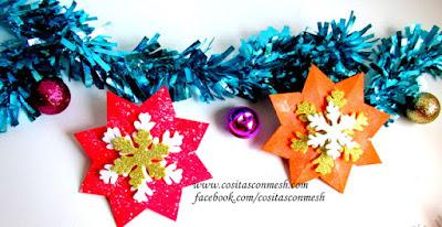 estrellas-navideñas-papel