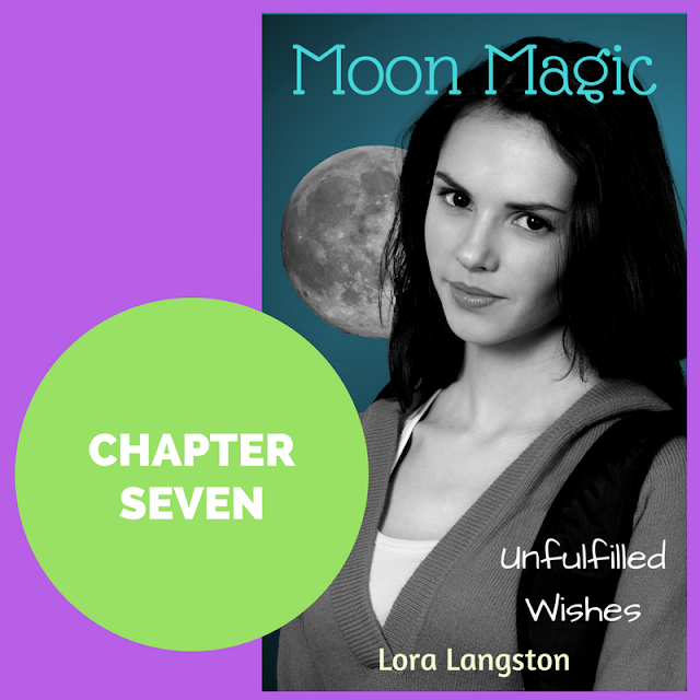 Read Free Books Online: Moon Magic Chapter 7