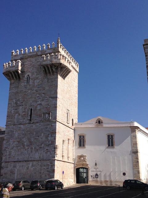 Torre de Menagem Castelo de Estremoz
