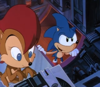 Retro Oasis: Rapidly Reviewing Sonic SatAM Episode 2: Sonic Boom