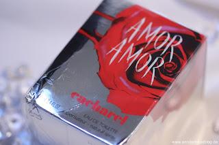 Parfum: Cacharel Amor Amor - www.annitschkasblog.de