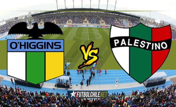 O'Higgins vs Palestino