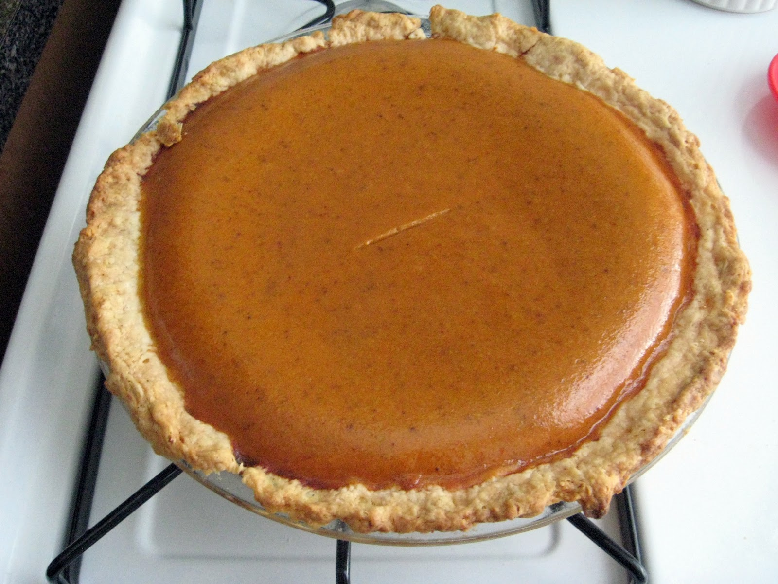 Can Pumpkin Pie Sit Out At Room Temperature