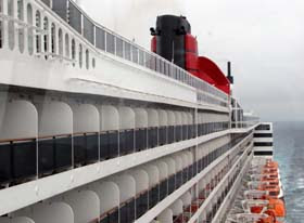 Cruise diva cunard line limits smoking in upcoming policy for Sheltered balcony qm2