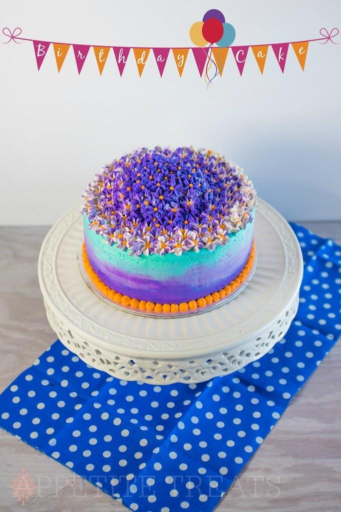 Birthday Cake Rich Chocolate Cake Layered With Oreo Cream Filling - The biggest birthday cake