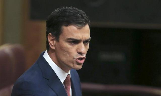 Pedro Sánchez y el PSOE a la deriva