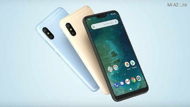 The New Phone Xiaomi Mi A2 and A2 Lite Android One phones, Specifications, price