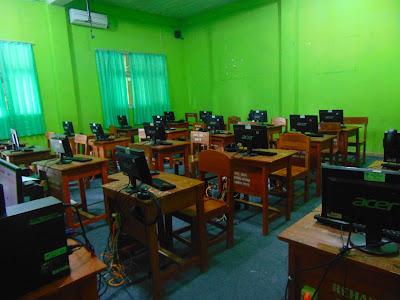 Lab Komputer MTs Nurul Huda Pringsewu