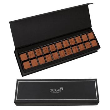 Mesajlı Çikolatalar